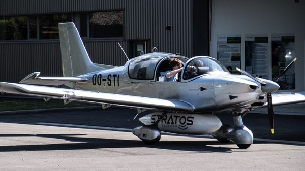 Full Operation of STEMME ASP15 & SONACA 200 aircrafts